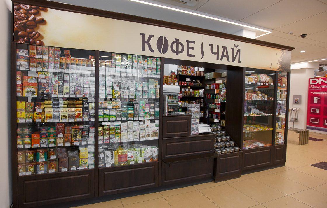 Интернет-магазин чая и кофе в Тюмени